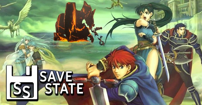 Save State: Tracking Monsters And Fighting Fire With Swords