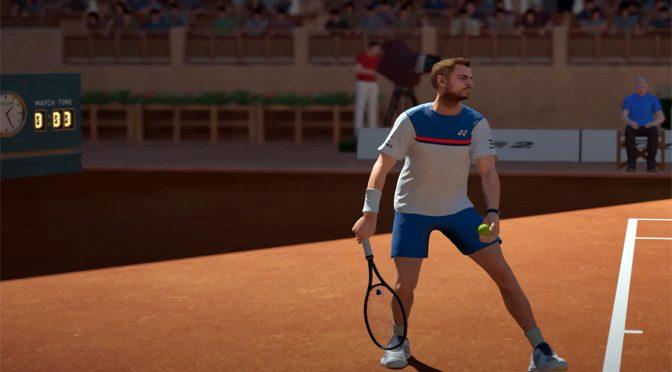 Tennis World Tour 2 Takes to the Courts