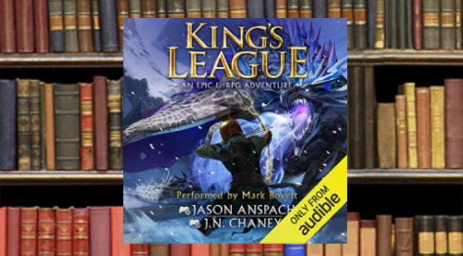 King's League Book Focuses on Fictional Hardcore MMORPG Gameplay