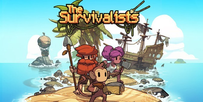 The Survivalists From The Escapists Universe Launches