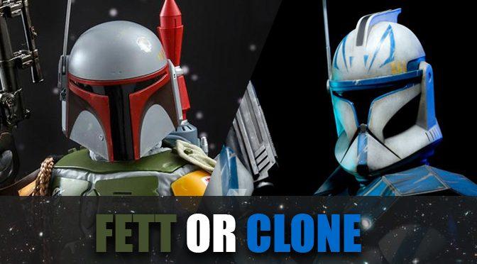 Boba Fett or Just A Clone?