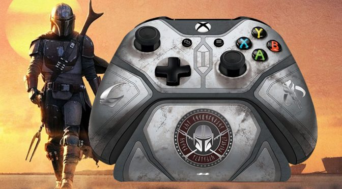 Checking Out The New Mandalorian Controller