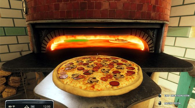 Pizza DLC Adds The Works to Cooking Simulator