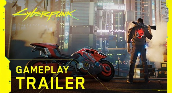Cyberpunk 2077 Gets Lengthy New Gameplay Trailer