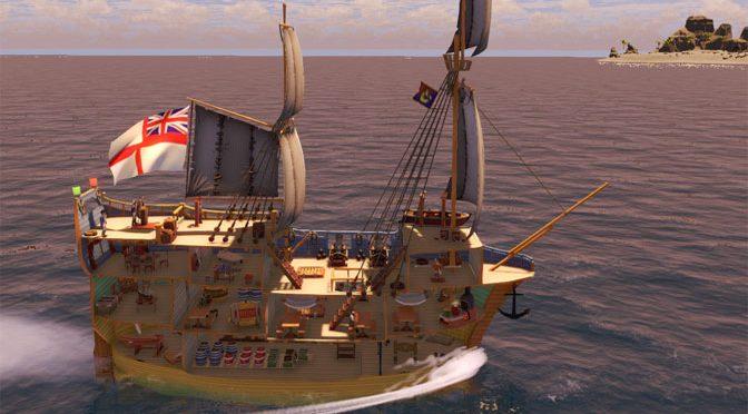 Sailing into Headwinds on Her Majesty's Ship