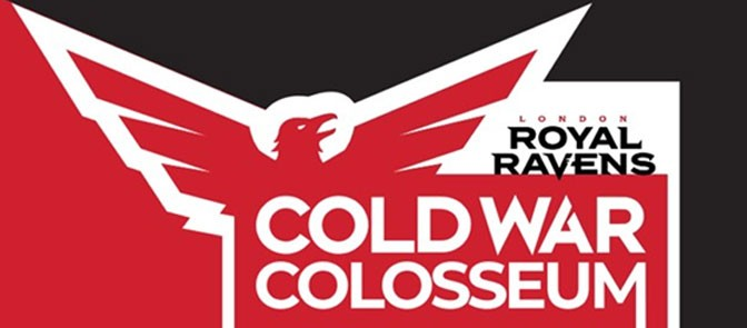 London Royal Ravens Hosts Esports Pros for Cold War Colosseum Event