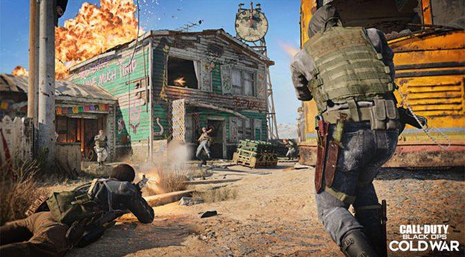 Call of Duty Nuketown 84 Returns