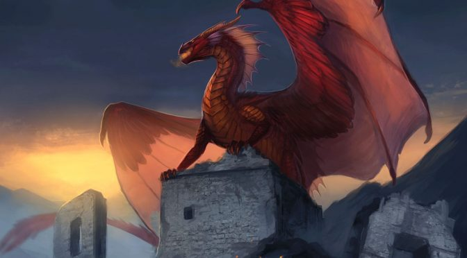 Bookish Wednesday: Vainqueur the Dragon by Maxime Durand
