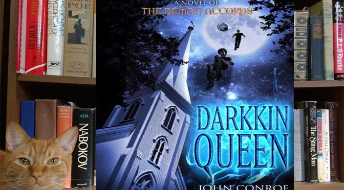 Darkkin Queen Book Takes Series in New Direction
