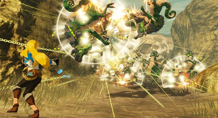 A New Wild Breath In Hyrule Warriors Age Of Calamity Gameindustry Com