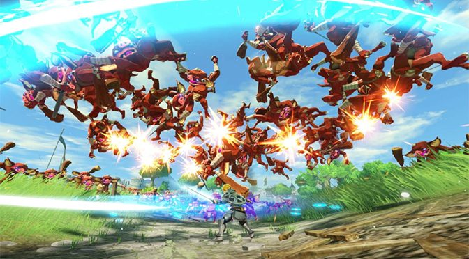A New Wild Breath in Hyrule Warriors: Age of Calamity