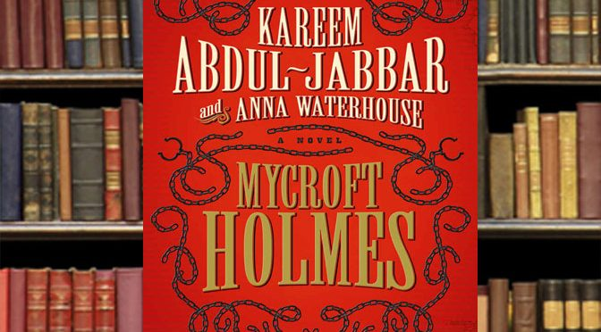 Sherlock's Brother Shines in Mycroft Holmes Book Series
