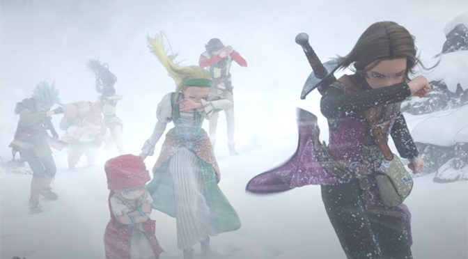 Square Enix Releases Inspiring Together Video