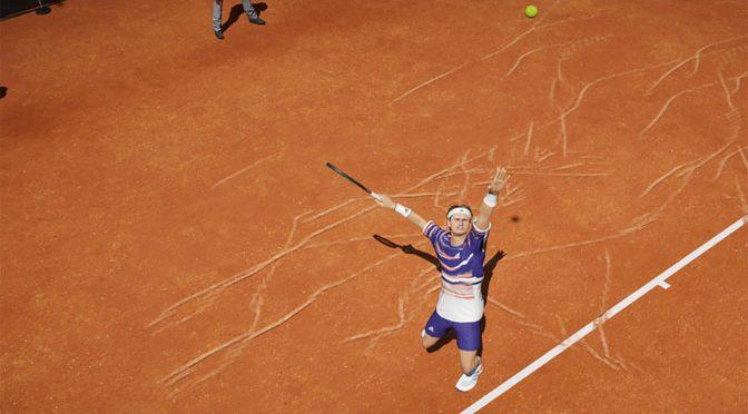 Tennis World Tour 2 Misses The Mark