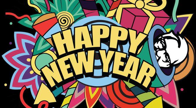 GiN Cartoon: New Year's Resolutions