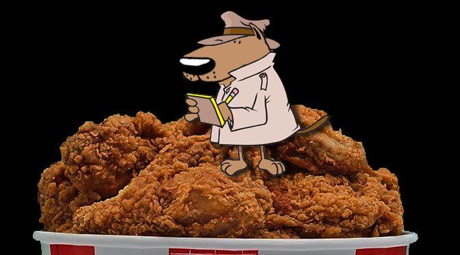 GiN Cartoon: Seconds on the Chicken