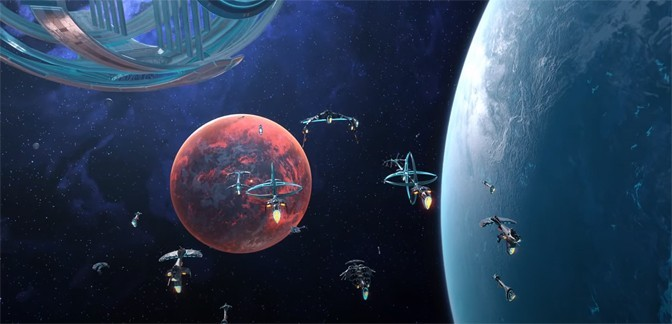 Slitherine Announces Distant Worlds 2 4X Space Strategy Game
