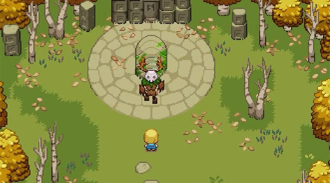 Zelda-like Gameplay Shines in Ocean's Heart RPG