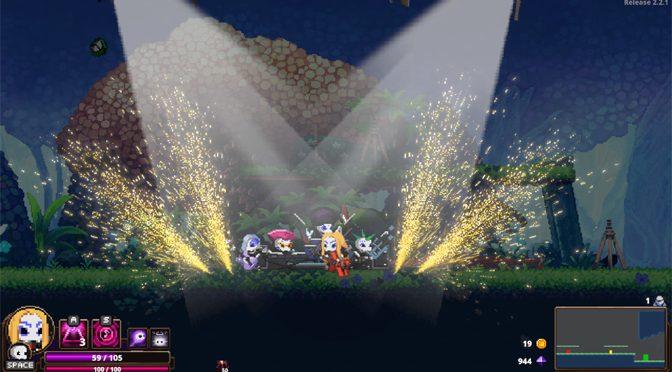 Skul The Hero Slayer Reaches 100K Players Milestone