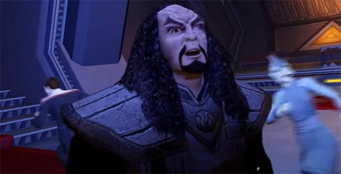 Star Trek Online House Shattered Klingon War Event Launches