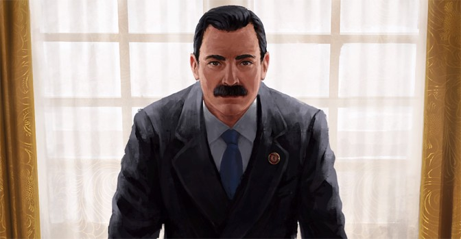 Welcoming a New President in Suzerain Political RPG