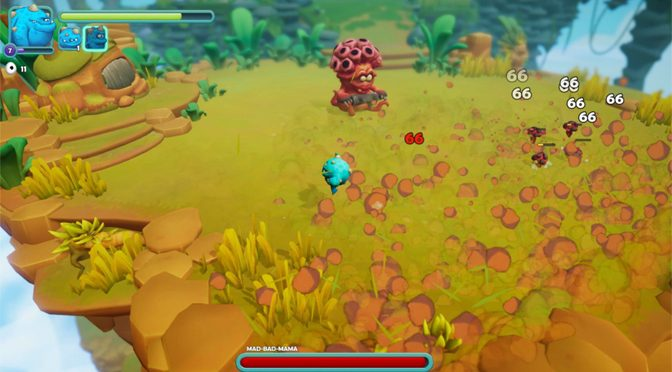 Teratopia Digging to PlayStation, Xbox and Steam