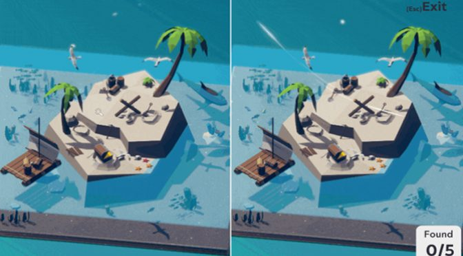 Tiny Lands Hidden Pictures Game Comes to Switch and Steam