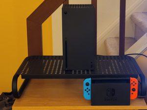 Xbox Series X With Switch