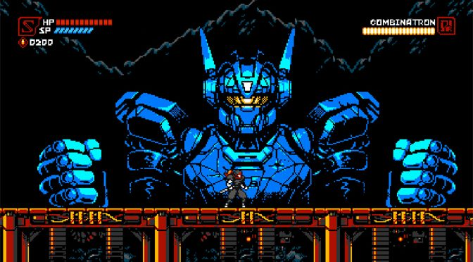 Cyber Shadow is a Love Letter to the NES
