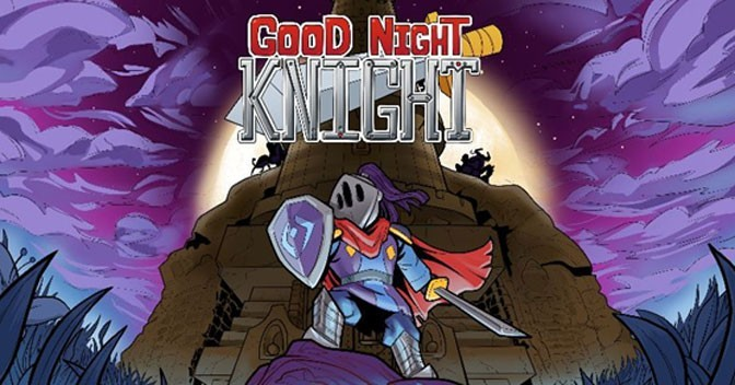 Developing Good Night, Knight Game Gets New Trailer and Demo