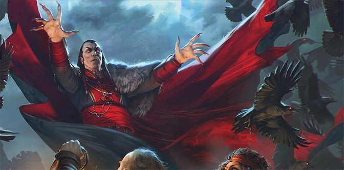 Dungeons and Dragons Brings Multiple Horror Genres to Unlife