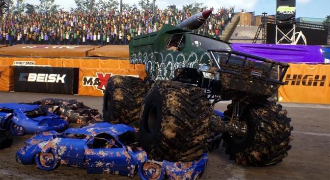 Monster Truck Championship Racing to Next Gen Platforms