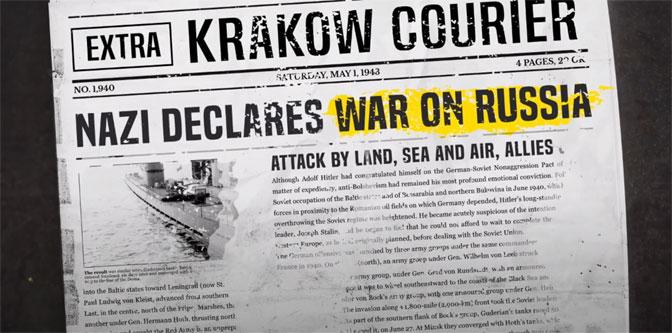 Paradise Lost Video Details Alternate World War History