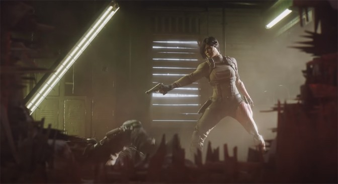 Tom Clancy's Rainbow Six Siege Previews the Game's Future