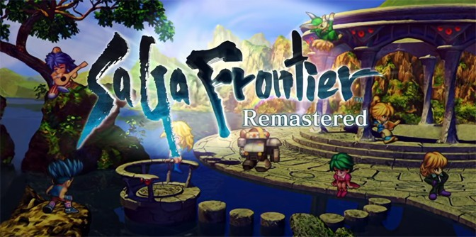 Legend of Mana and SaGa Frontier Getting Remastered