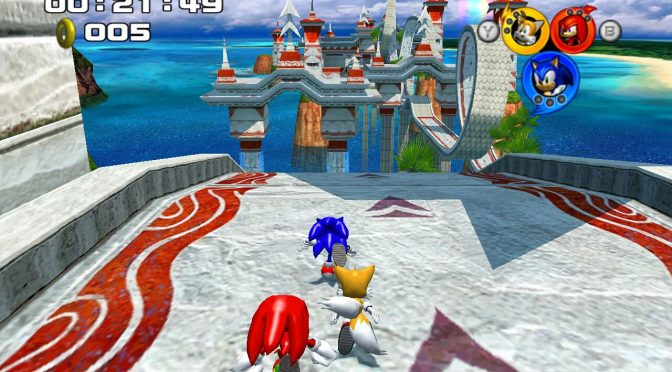 Retro Game Friday: Sonic Heroes