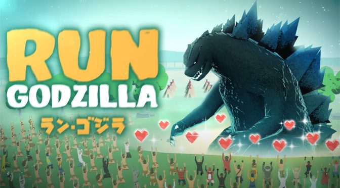 Godzilla Takes on Mobile with Three New Games