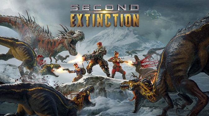 Second Extinction Dino Shooter Roaring to Consoles