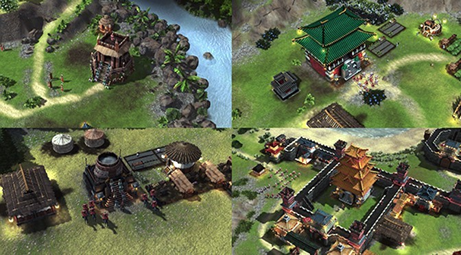 Firefly Adding New Content and Modes to Stronghold: Warlords