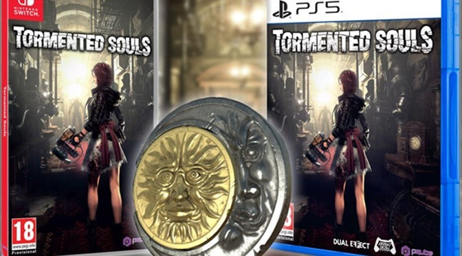 Classic Survival Horror Tormented Souls Confirmed for Physical and Digital Release
