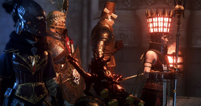 Warhammer Vermintide 2 Chaos Wastes Expansion Deploys