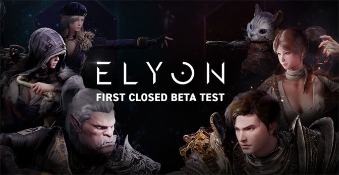 Elyon First Closed Beta Announced for North America and Europe