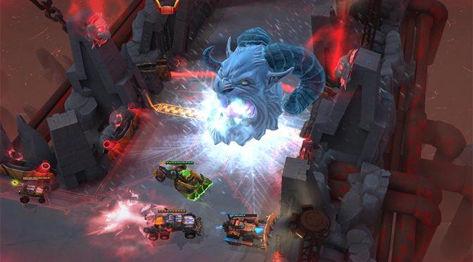 Heavy Metal Machines Gets New Battle Arena