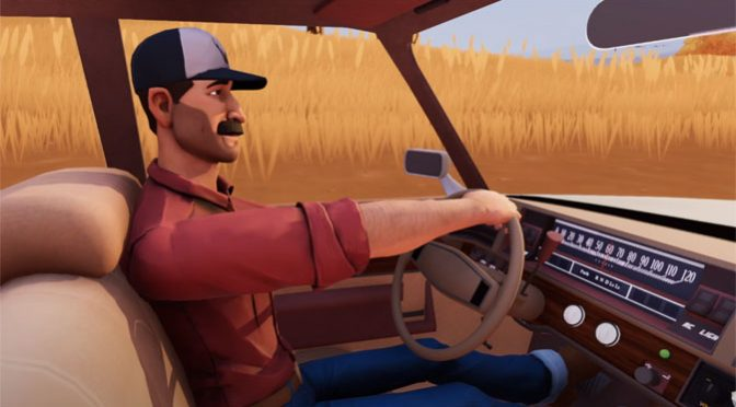 Hitchhiker A Mystery Game Hitching to PC and Console