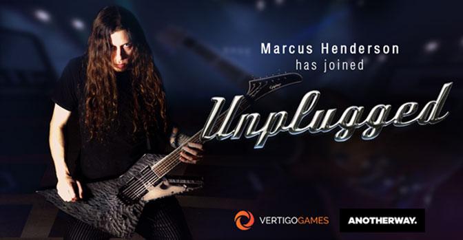 Guitar Hero Vet Marcus Henderson Joins Unplugged VR Team