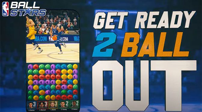 Puzzle-Based NBA Basketball Game Launches for Mobile Gamers