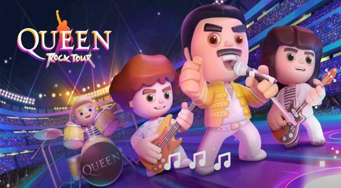 Queen Rocks Mobile Gaming