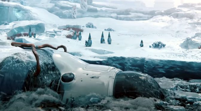 Subnautica Below Zero Gets Official Trailer