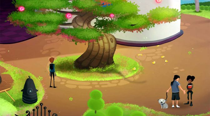 Mutropolis Offers Humorous Puzzle Adventuring
