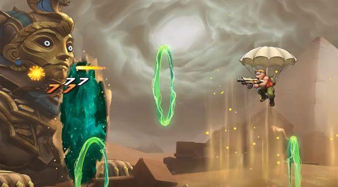 Metal Slug Mobile Gets New Gameplay Trailer